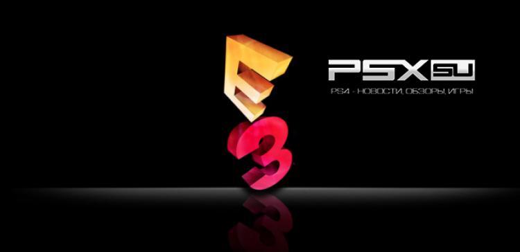e3 playstation 4