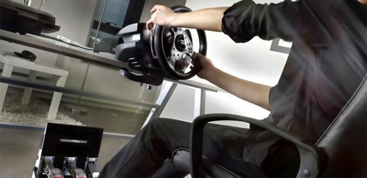 Руль для PS4