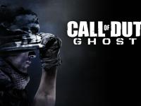 Логотип Call of Duty:‭ ‬Ghosts