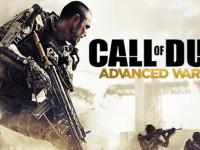 Обложка игры Call of Duty: Advanced Warfare для PS4