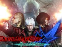 Лого Devil May Cry 4: Special Edition