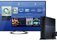 PS 4 и телевизор