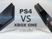 ps4 против xbox one