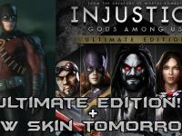 Обложка Injustice:‭ ‬Gods Among Us Ultimate Edition