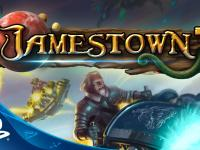 Логотип Jamestown Plus