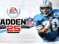 Логотип Madden NFL 25