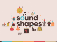 Логотип Sound Shapes