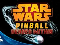 Лого Star Wars Pinball: Heroes Within